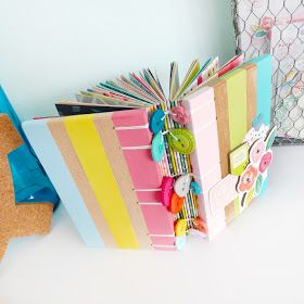 I've got a few bookbinding kits made with Fancy Free in my etsy shop ! Sometimes bookbinding supplies, especially wooden boards, can be...