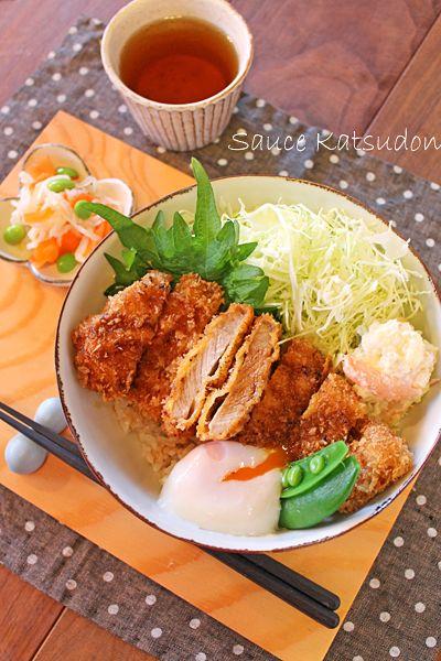 Katsudon かつ丼