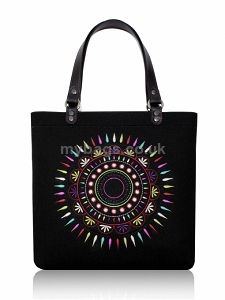 GOSHICO embroidered tote bag SOL http://mybags.co.uk/goshico-embroidered-tote-bag-sol.html