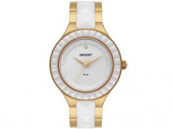 Relógio Feminino Orient FTSS0038 - Analógico Resistente à Água R$ 427,47 à vista!! (14% Desc. já calculado.) ou R$ 502,90 em até 9x de R$ 55,88 sem juros no cartão de crédito