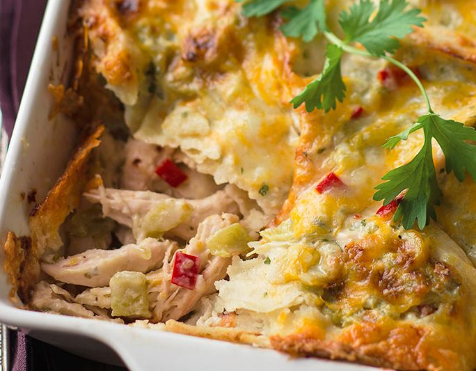 It's a one-dish wonder that's a favorite hallmark recipe of Tex-Mex cuisine across the South. And after one bite of this creamy, cheesy King Ranch chicken casserole, we guarantee you'll be hooked, and will understand why it's a big family favorite. Get ready for some real good food! Inspired by the historic King Ranch in …