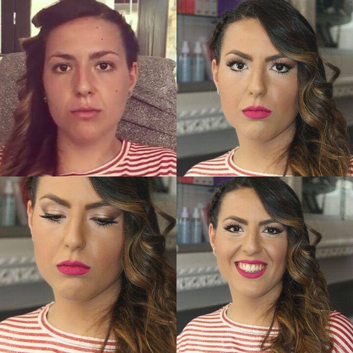 Trucco serale per Rossella �� �� �� Grazie per la fantastica partecipazione tesoro �� ❤ ancora tanti auguri �� �� #makeup #instamakeup #cosmetic #cosmetics #TFLers #fashion #eyeshadow #lipstick #gloss #mascara #palettes #eyeliner #eyes #eyebrows #lashes #lash #glue #glitter #crease #primers #base #beauty #visage http://ameritrustshield.com/ipost/1539338312605562390/?code=BVc1AogAPYW