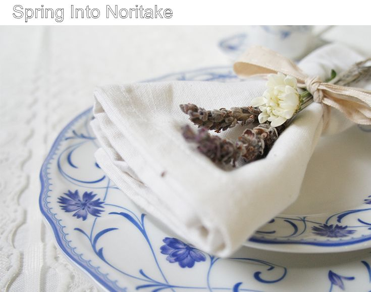 We are loving this year's nature-inspired designs. Unwind, relax and create your own table-story. NoriTeamxx