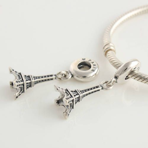 Lily Jewelry Crazy Clip 925 Sterling Silver Bead Fits Pandora Charm Bracelet aIAqzcSIkV
