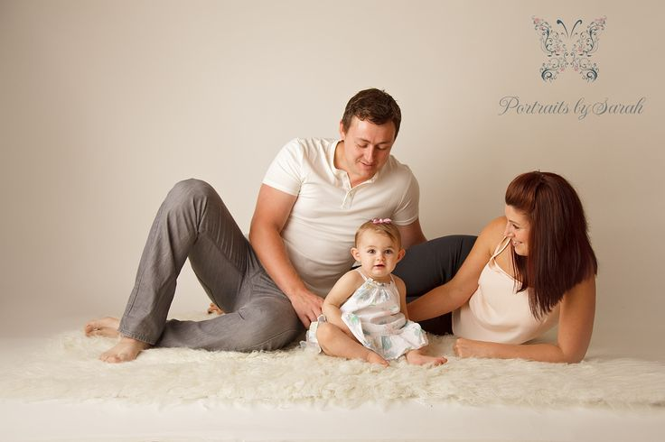 Family Studio Photography - Portraits by Sarah - Hertfordshire, UK Http://www.portraitsbysarah.co.uk