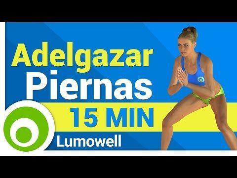 Ejercicios para Muslos Internos Flácidos 15 Minutos - Tonificar los Aductores en Casa - YouTube
