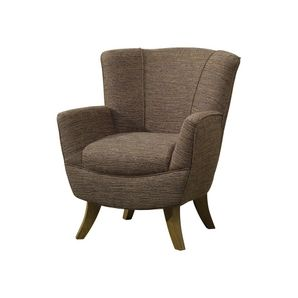 This brown Accent Chair is perfect for the comforts of fall.
