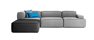 VERSUS: Landscape Sofa, available via http://www.tempoberlin.com