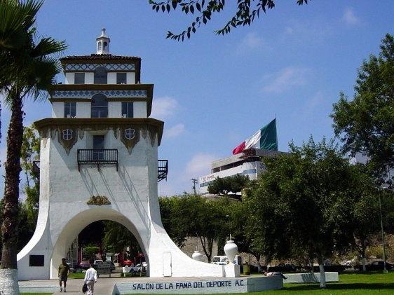 Torre del Casino Agua Caliente, Tijuana: Cancun Mexico, Beautiful Mexico, Como Mexico, Custom Travel, Casino Agua, Mexico Cities, Mexico Bello, Tijuana Mexico, Agua Calient
