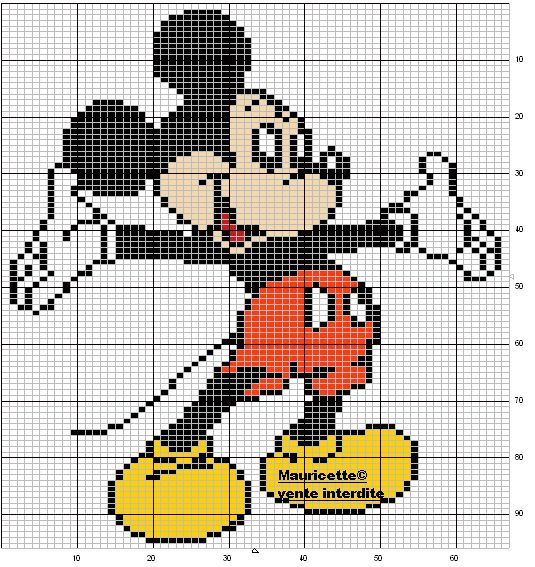 17 best images about disney mickey mouse on pinterest disney punto cruz and just cross stitch. Black Bedroom Furniture Sets. Home Design Ideas