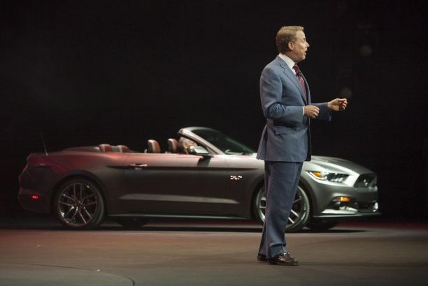 2018 Ford Ford mustang Price