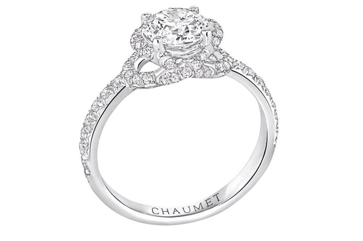 14 best images about wedding on pinterest bridal for Chaumet wedding ring