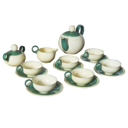 Tea set by Ladislav Sutnar, 1930´s, Czechoslovakia