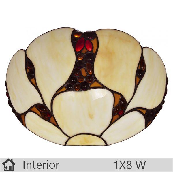 Aplica iluminat decorativ interior Klausen, gama Camelot, model AP1 http://www.etbm.ro/aplica-iluminat-decorativ-interior-klausen-gama-camelot-model-ap1