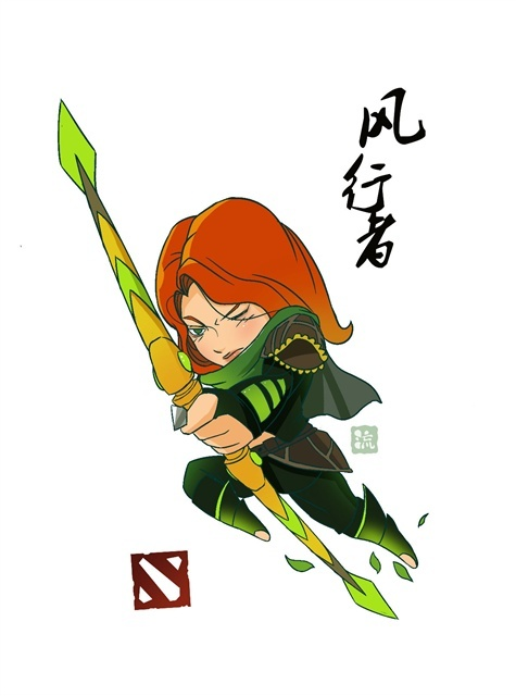 Wish i could draw, i would draw dota 2 chars all day :)