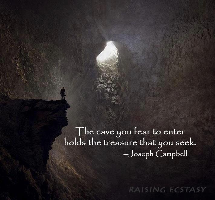 Joseph Campbell, my favourite. <3