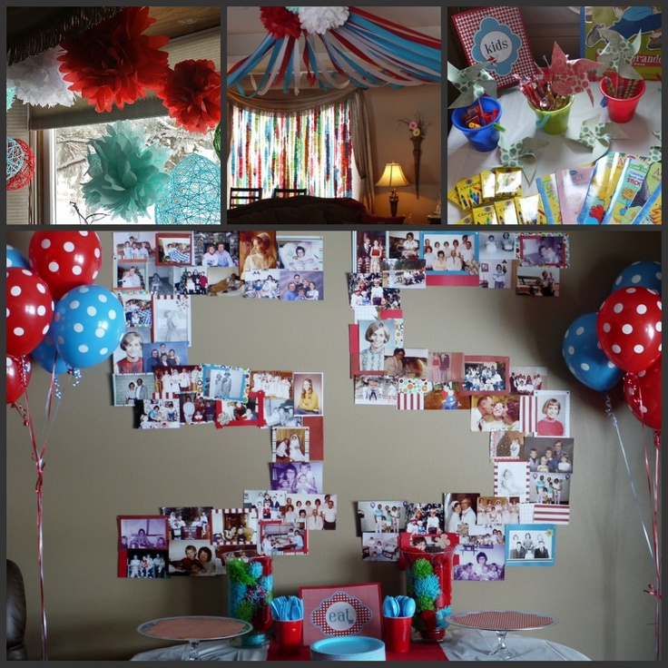 52 best 55th Birthday Ideas images on Pinterest Birthday parties