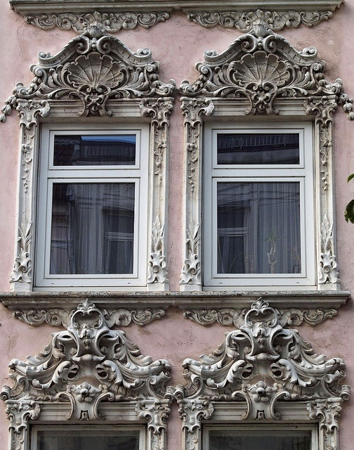 richer plaster ornamentation in Hamburg