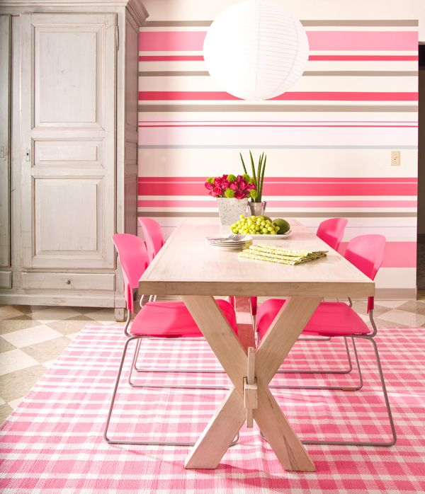25 Best Ideas About Striped Accent Walls On Pinterest: Best 25+ Pink Striped Walls Ideas On Pinterest