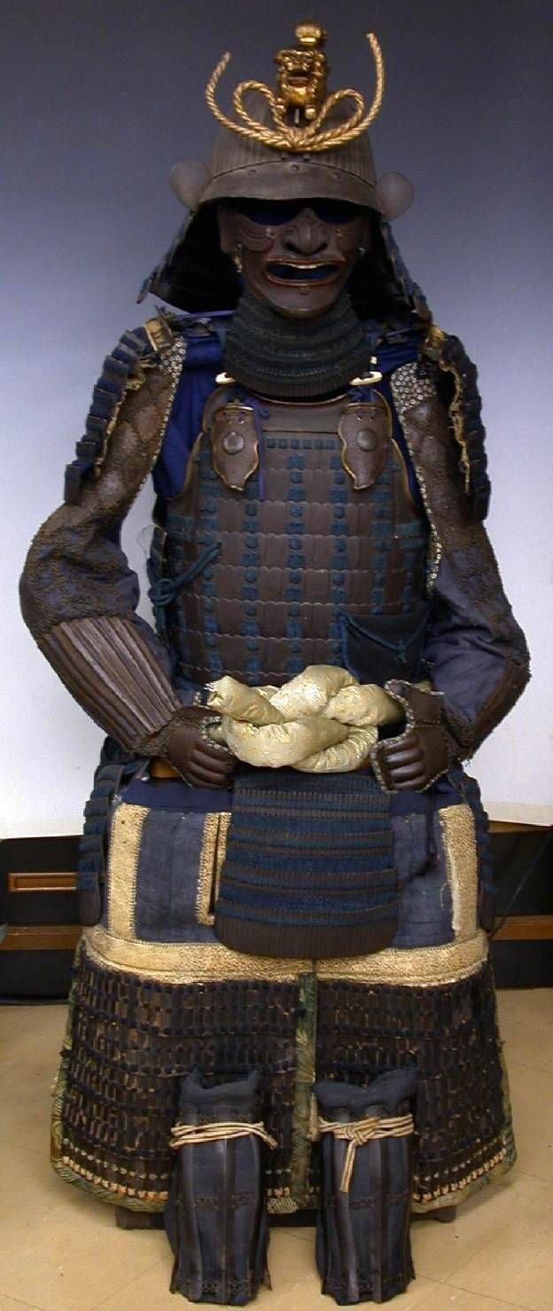 Antique Japanese Samurai Armor for sale, Real Genuine ...