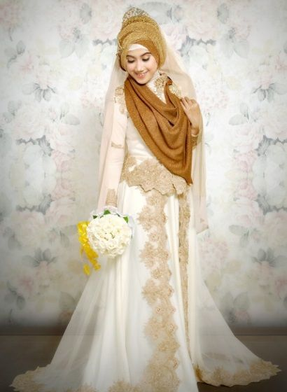 foto-kebaya-pengantin-muslim-modern