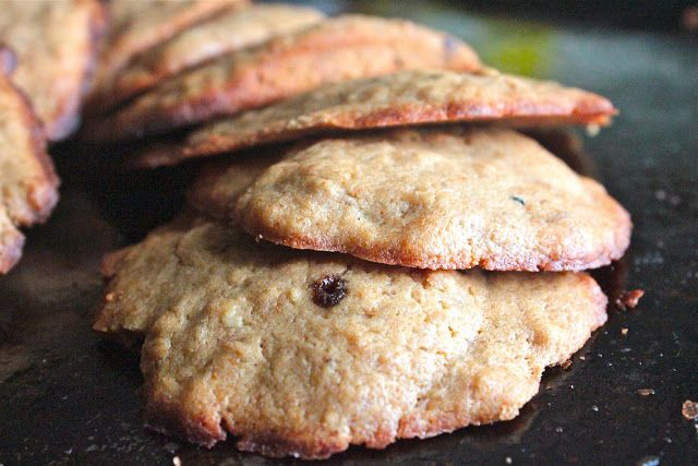 Banana Butterscotch Cookies