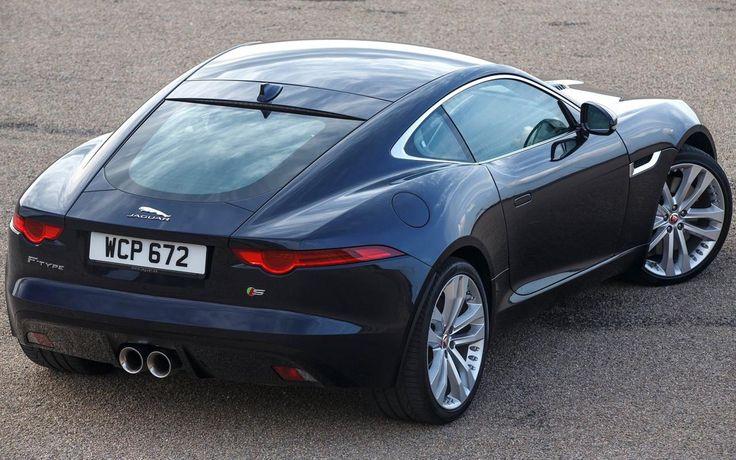 jaguar f-type coupe | 2015-Jaguar-F-Type-Coupe-Rear-Car