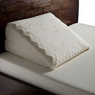 Comfort Dreams Personal-size Specialty Memory Foam Bed Wedge $89.99