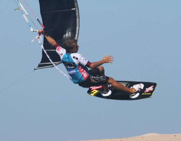 Kiteboarding  #maremma #tuscany #sport