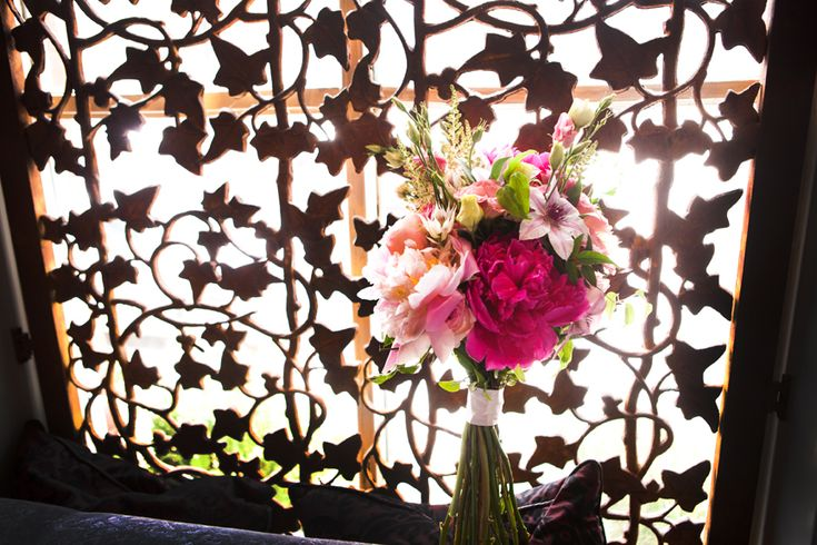 Michaela's gorgeous bouquet  |Rosetta Li Weddings|
