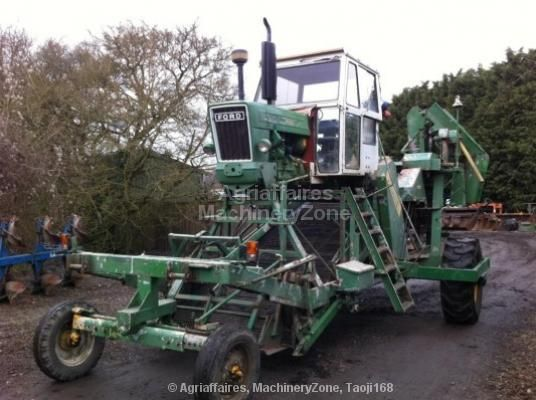 used 6600 ford tractors for sale | Farm Tractors Ford 6600 of 1977 for sale at Agriaffaires
