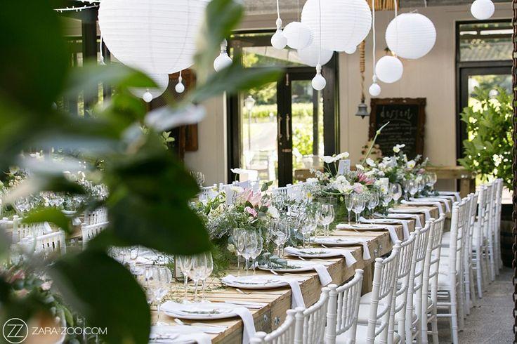 Courtyard wedding at Molenvliet