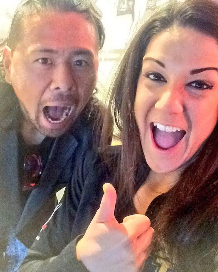 My friend Nakamura.