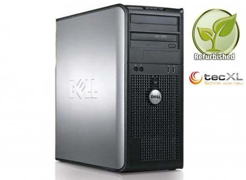 Dell Optiplex 760 MT, Intel Core 2 Duo 2x3000 MHz, 3GB DDR2, 80G