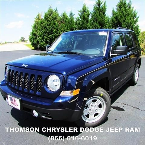 The 25 best 2014 jeep patriot sport ideas on pinterest 2014 2014 jeep patriot sport sport suv 4 doors true blue pearlcoat for sale in thomson sciox Gallery