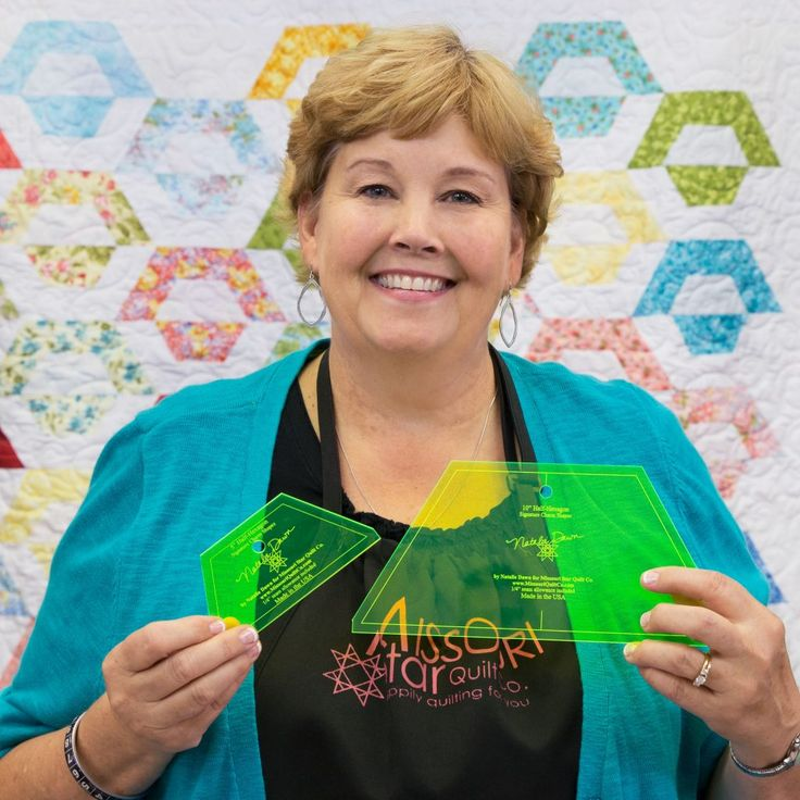 Make the Inside Out Quilt with Jenny Doan!