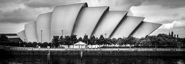 'SECC Glasgow' by Alex Saunders