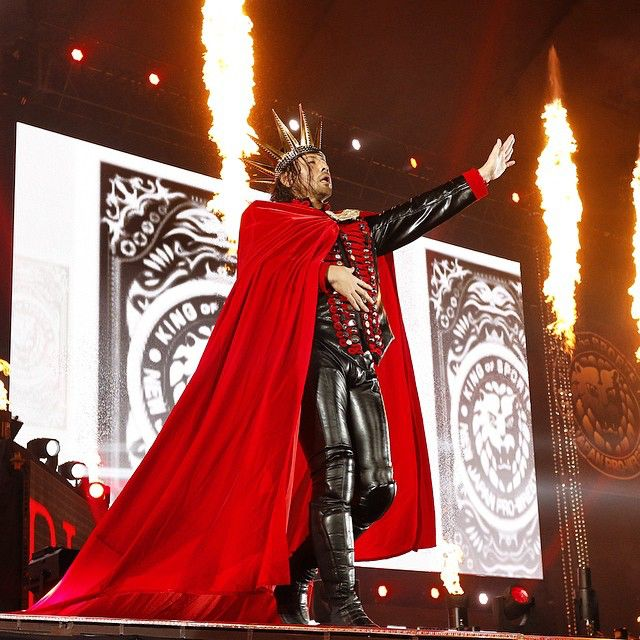 Shinsuke Nakamura, King of Strong Style