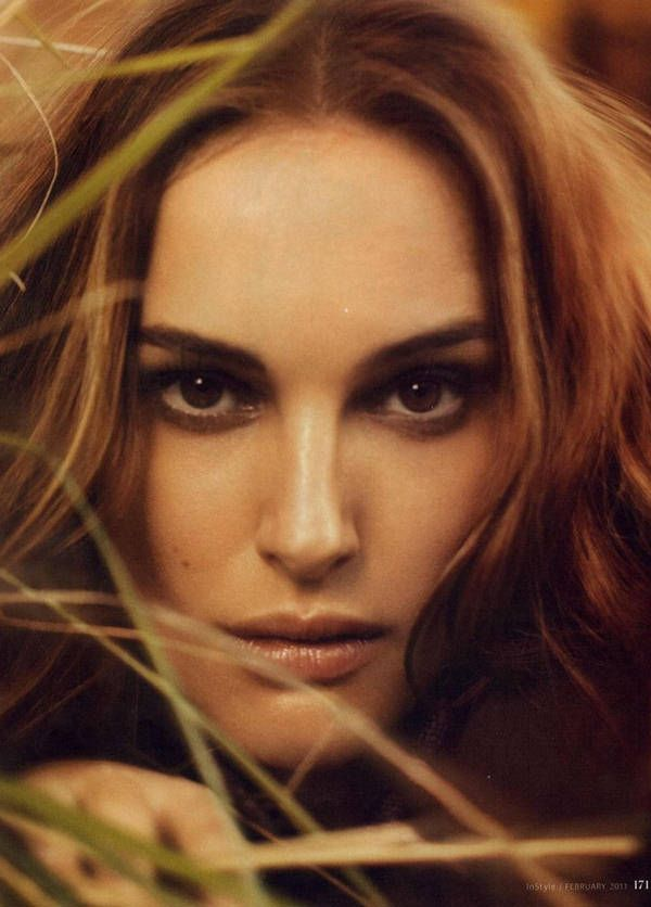 Natalie Portman, actress, became vegan after reading Eating Animals by Johnathan Safran Foer