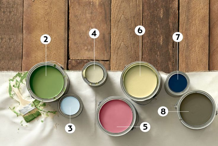 167 Best 2018 2017 Paint Colors Images On Pinterest