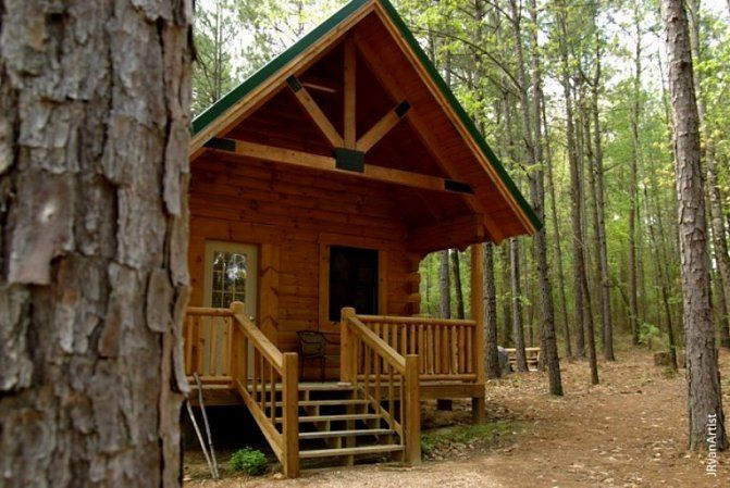Hot Springs Arkansas Cabins, Ozark Cabins