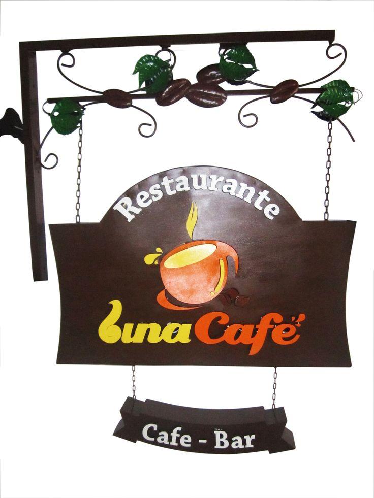 "Aviso ""Luna Cafe"""