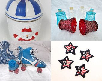 Red, White and Blue by Betty on Etsy--Pinned+with+TreasuryPin.com