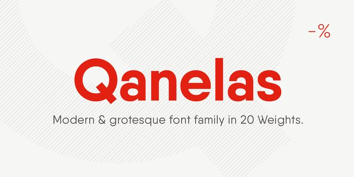 Qanelas (80% discount, set from 6,60€) - http://fontsdiscounts.com/qanelas-80-discount-set-from-620e/