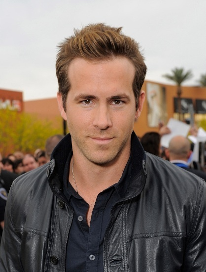 50 most handsome men in the world - Ryan Reynolds