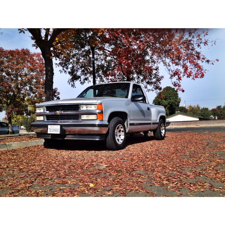 1000+ Ideas About 1996 Chevy Silverado On Pinterest