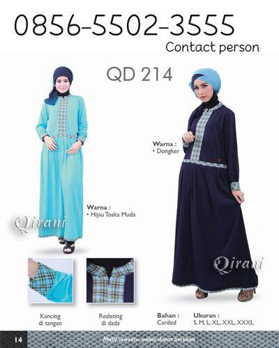 Qirani Dewasa 214  Vina CS  Qirani :  SMS/Telp: 0856-5502-3555  Whatsapp: +6285655023555  BBM: 5F497666