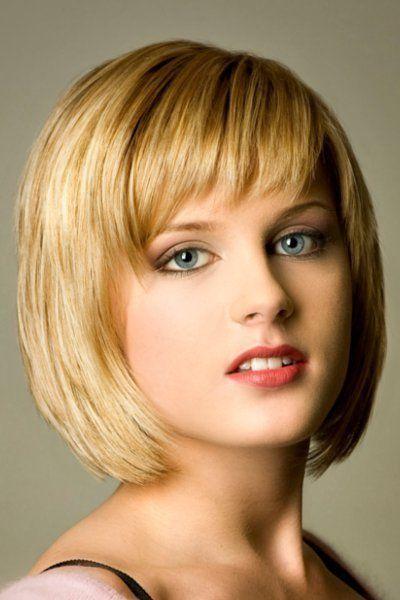 20 best blonde bob frisuren mit pony images on pinterest bob hairstyles with bangs hair cut. Black Bedroom Furniture Sets. Home Design Ideas