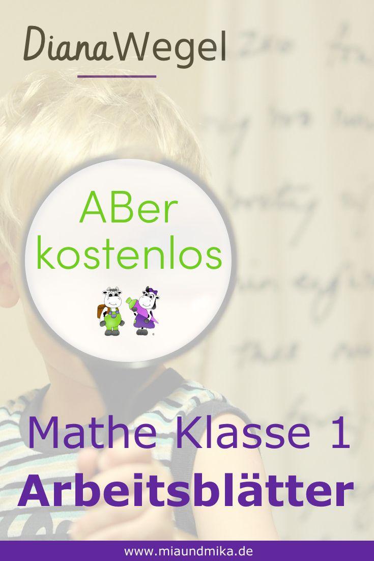 315 besten Mathe-Arbeitsblätter Bilder auf Pinterest | Grundschulen ...