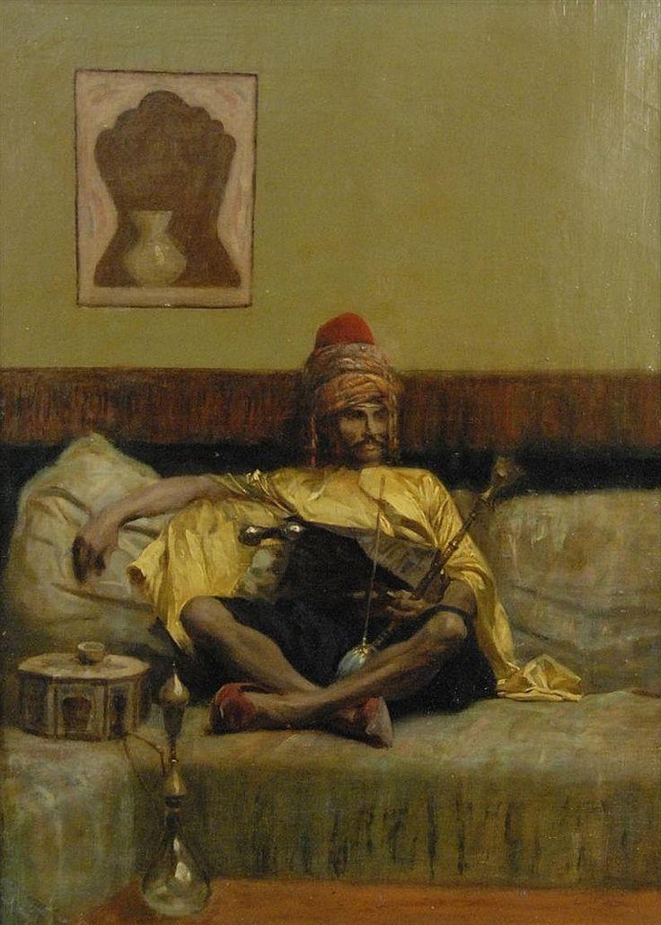 Charles Bargue (French, 1826-1883) (Pharyah)